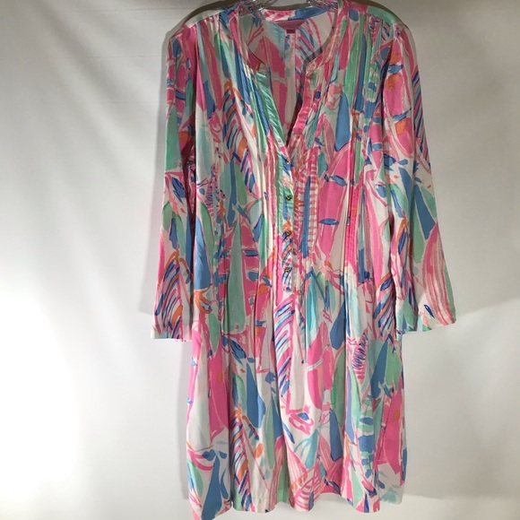 Lilly Pulitzer Dresses & Skirts - Lilly Pulitzer Sarasota tunic dress